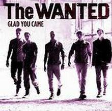 glad you came[The Wanted演唱歌曲]